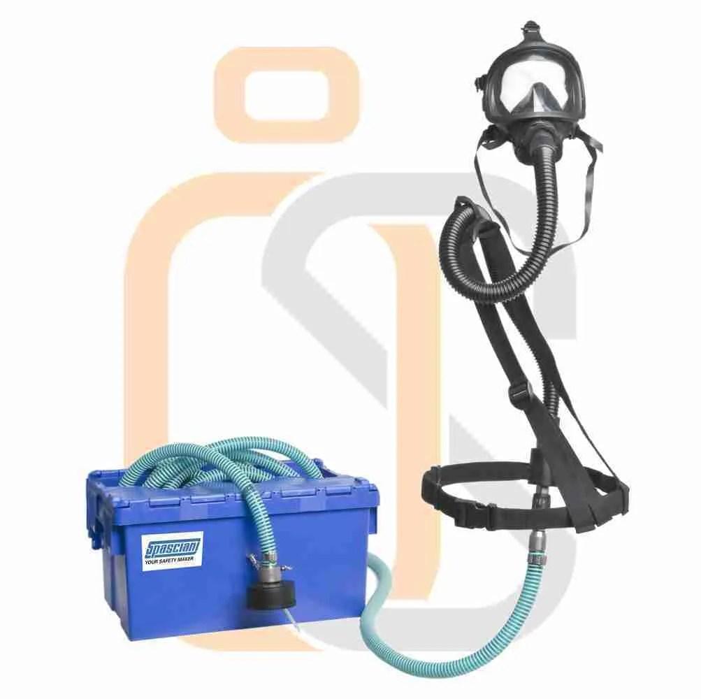 apvr - autorespiratore con ventilazione esterna