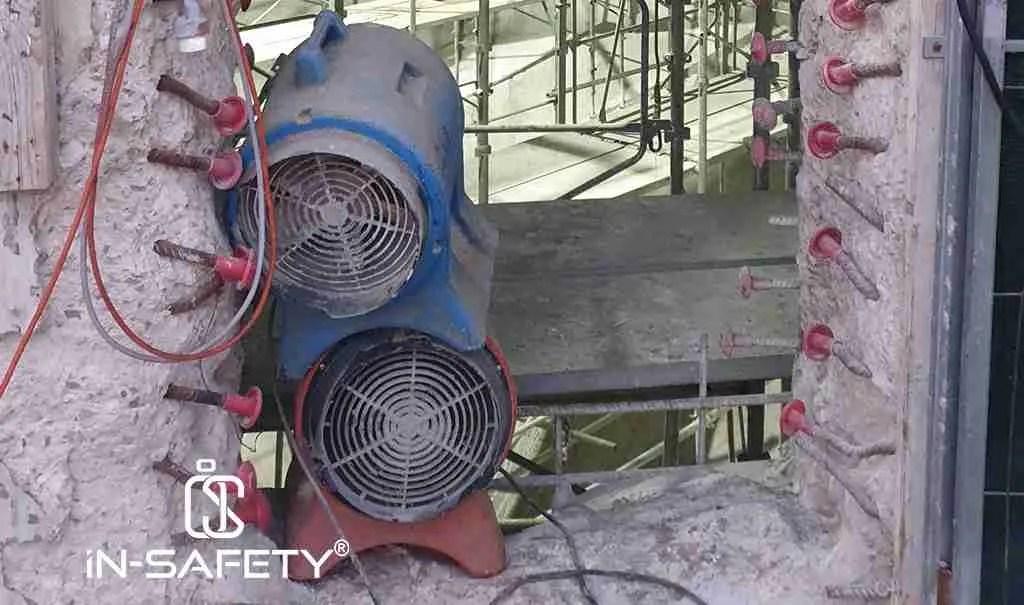 biodigestore - ventilazione