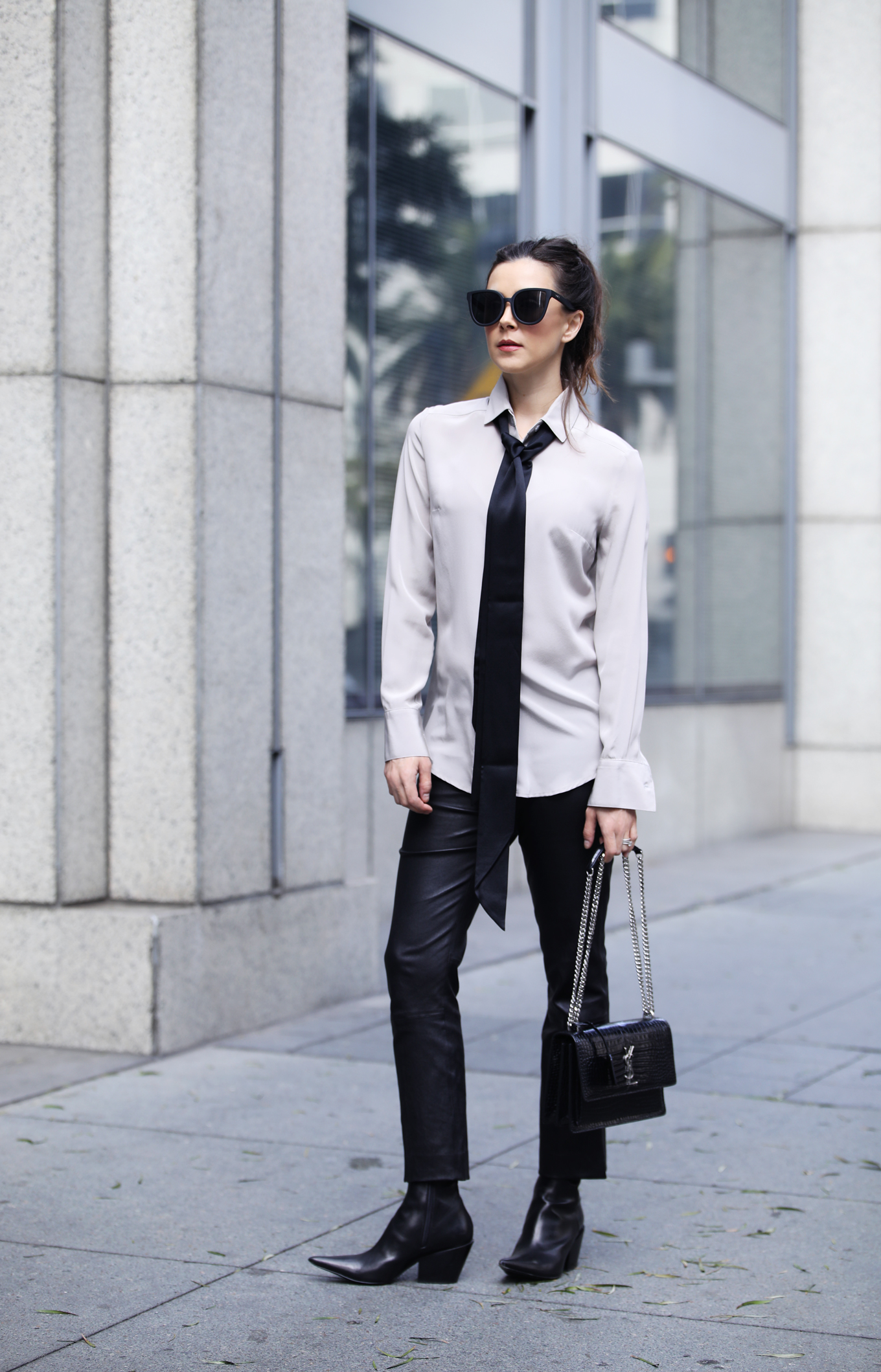 The Dress Shirt Marie Claire St. John