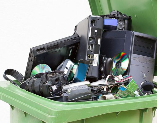 Dispose of old computers