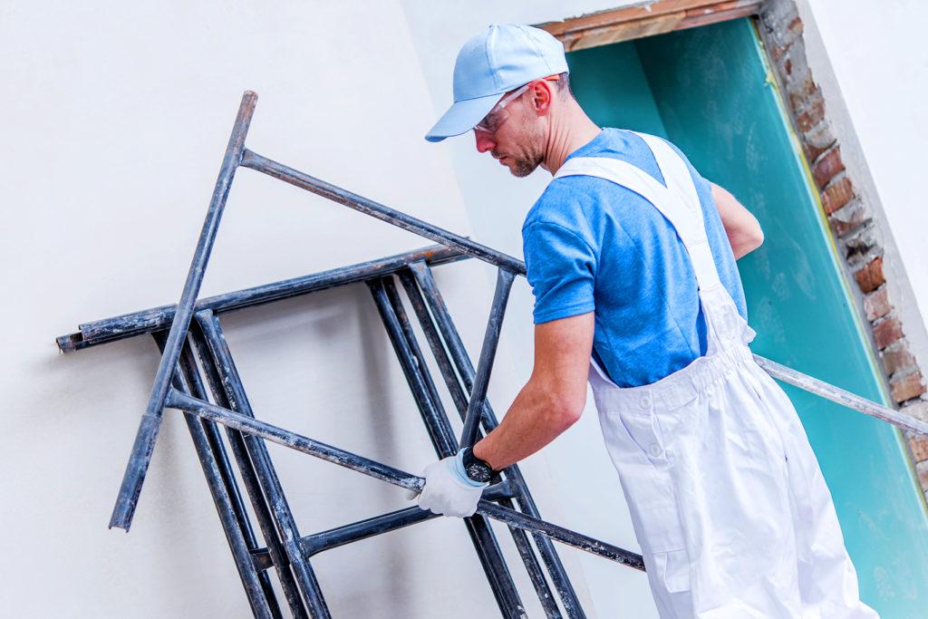 Manœuvre en bâtiments et travaux publics