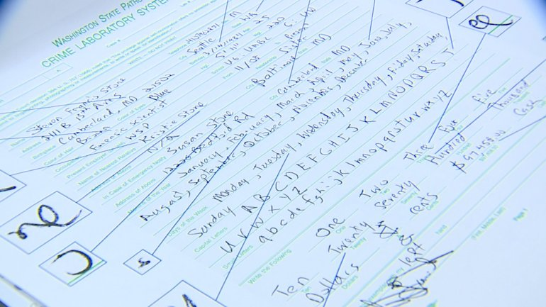 How forensic scientists fight crime by analyzing handwriting - In The Loop