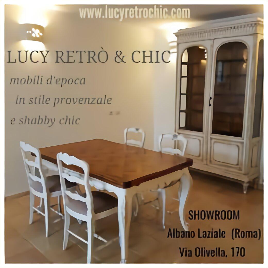 Il buongusto, comunque, resta la chiave migliore per arredare casa e personalizzarla. Shabby Chic Provenzale Tavolo Usato In Italia Vedi Tutte I 40 Prezzi