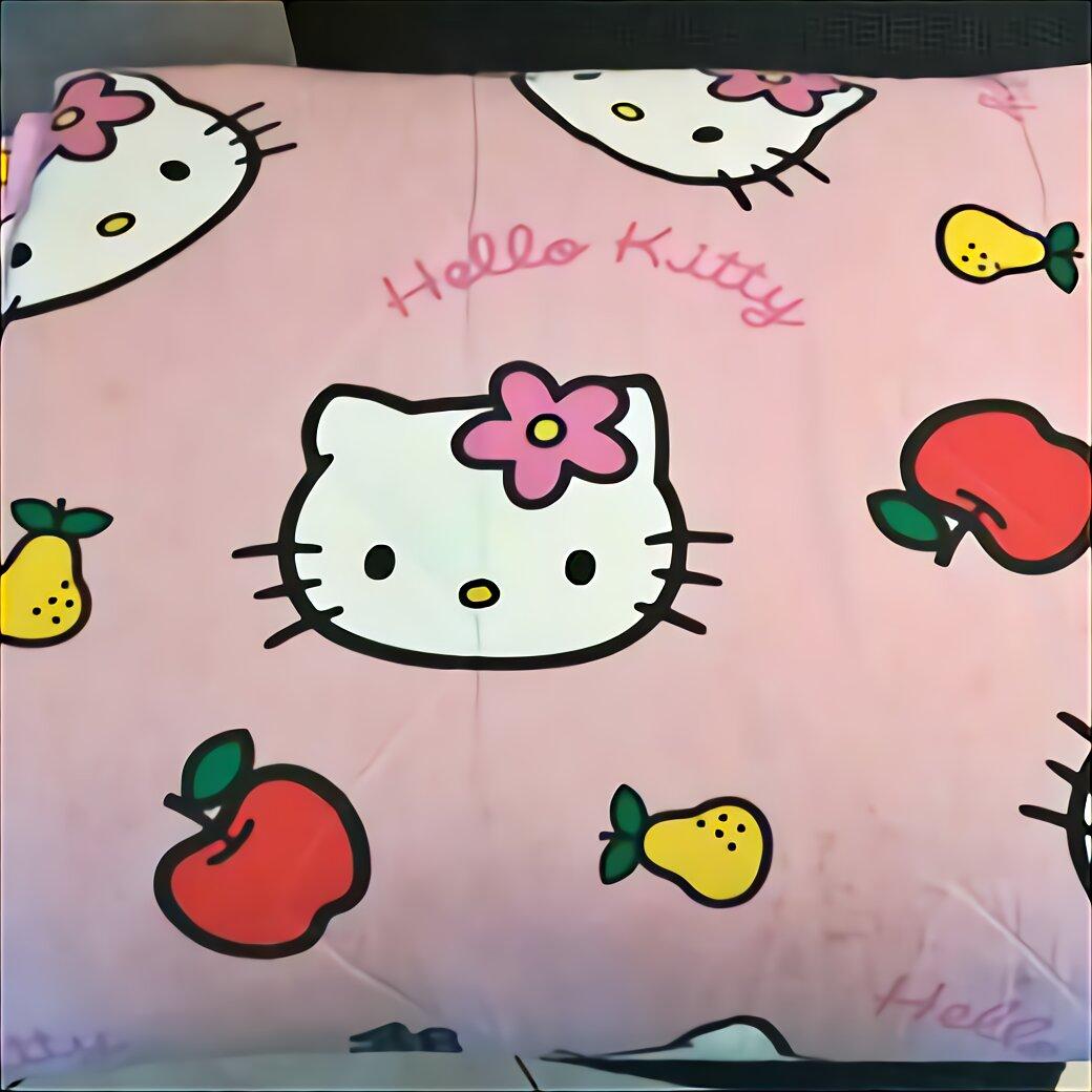 Sopra 125x180, sotto 60x130+25, federa 40x55. Trapunta Hello Kitty Usato In Italia Vedi Tutte I 43 Prezzi