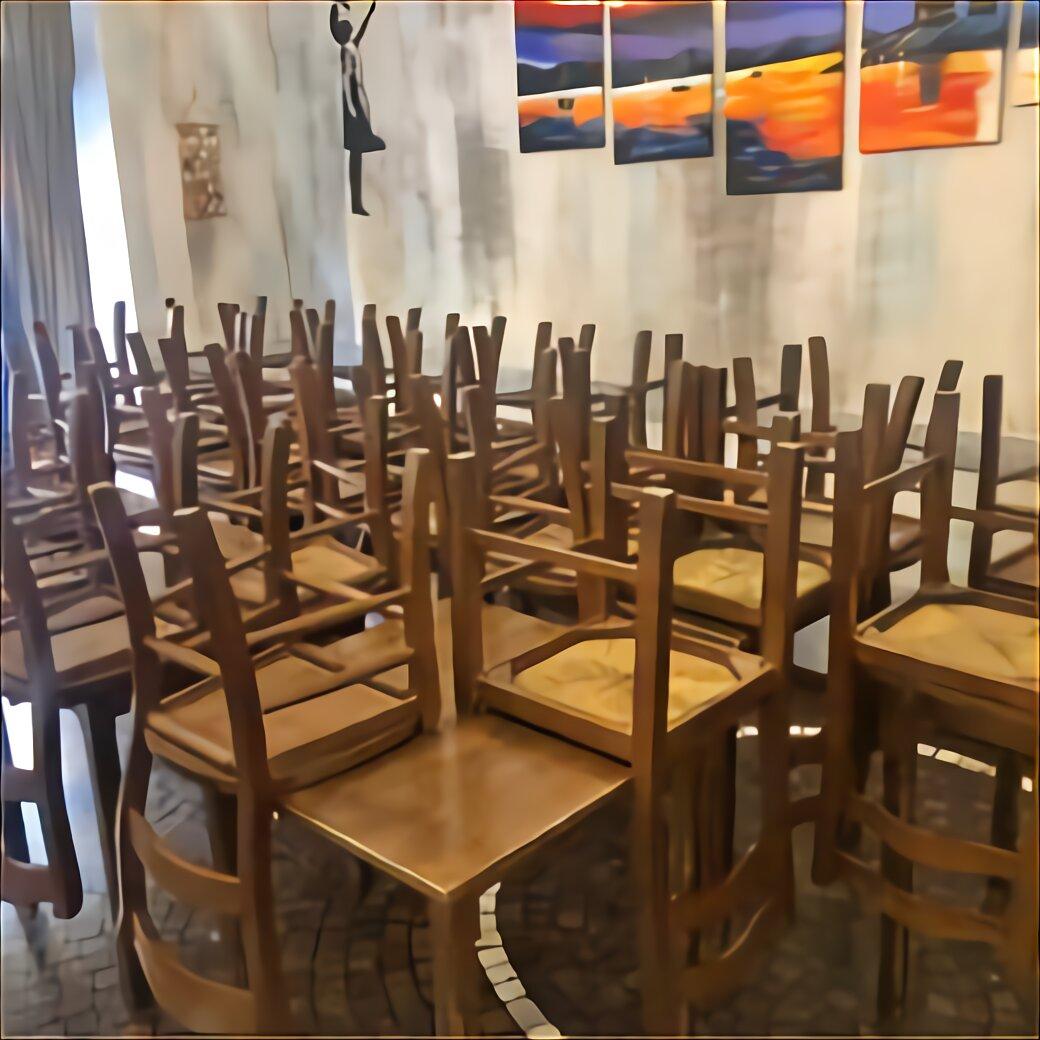 Sedie tavoli ristorante in vendita in arredamento e casalinghi: Tavoli Sedie Ristoranti Usato In Italia Vedi Tutte I 64 Prezzi