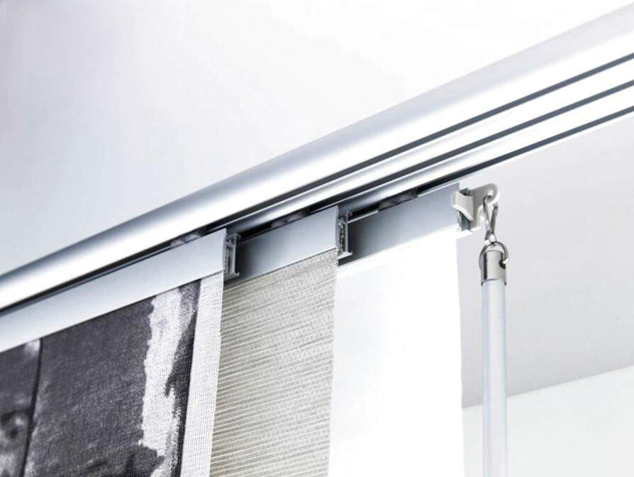 Potrete creare una perfetta parete scorrevole utilizzando le tende a pannello o, semplicemente sfruttando tessuti ed i diversi tipi di binari. Studio Full Enrich Ikea Tende A Pannello Amazon Damarissanchez Com