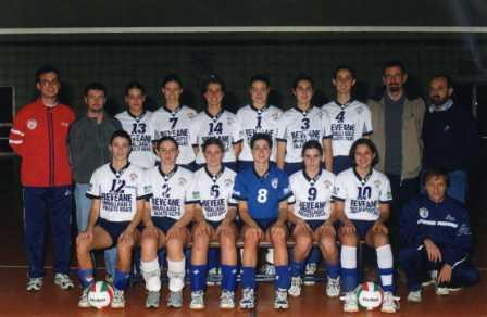 In Volley Cambianese Serie C