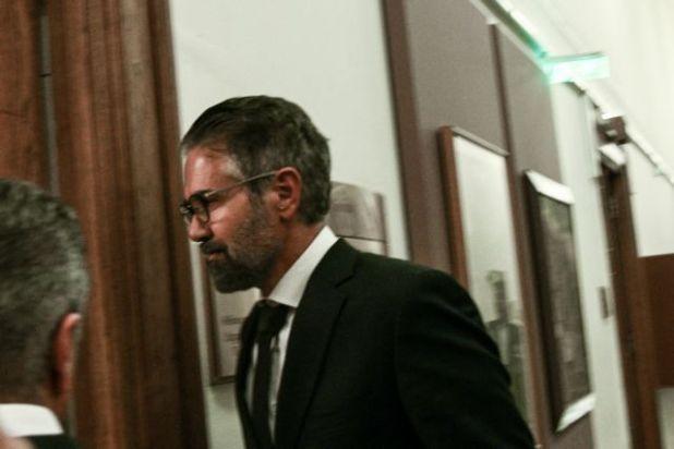 Αδειάζουν Φρουζή μετά την κατάθεσή του στην Προανακριτική εισαγγελικές πηγές   in.gr