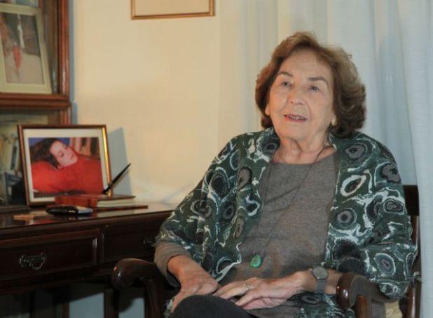 Άλκη Ζέη: Την Τρίτη η κηδεία της αγαπημένης συγγραφέως | in.gr