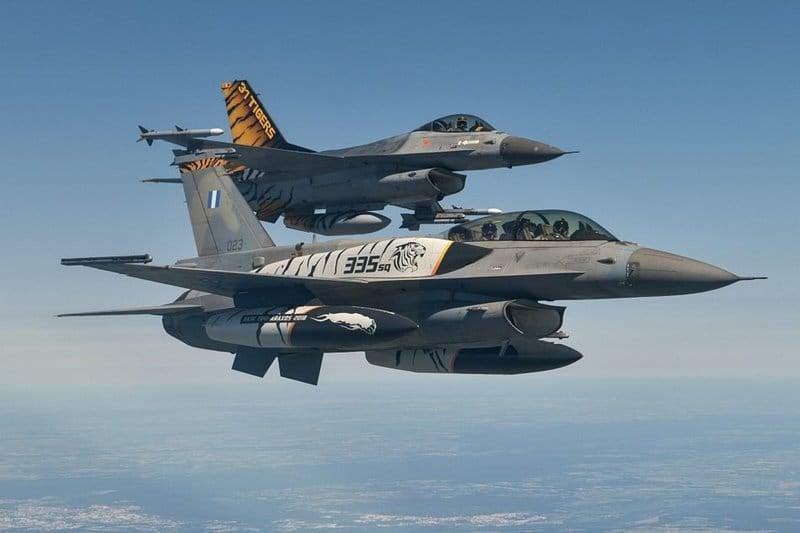 335 Μοίρα : Οι «τίγρεις» της Πολεμικής Αεροπορίας