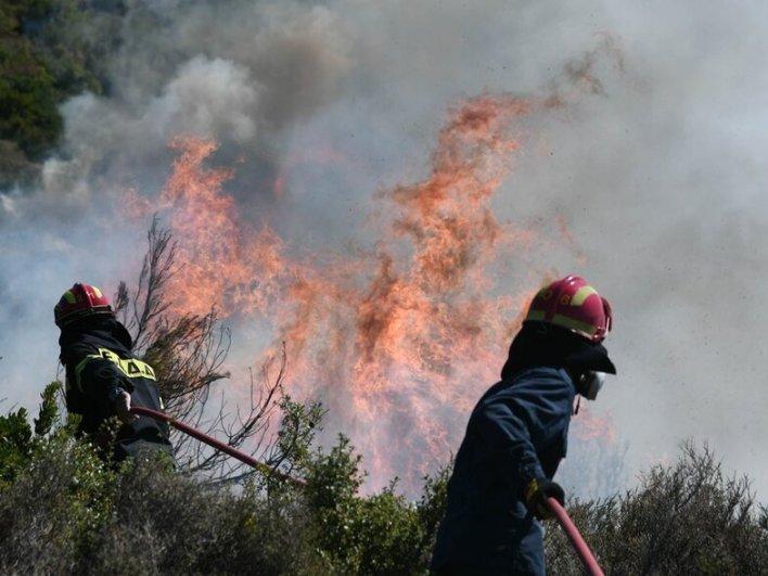 Χαρδαλιάς: μέτρα για τους εργαζόμενους λόγω του καύσωνα