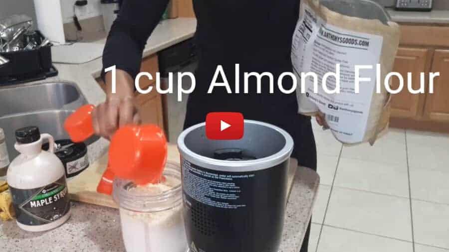 Almond Porridge