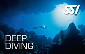 Deep diving diep duiken