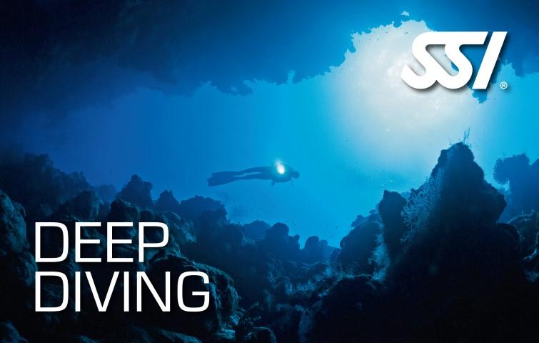 Diep Duiken Deep Diving specialty SSI