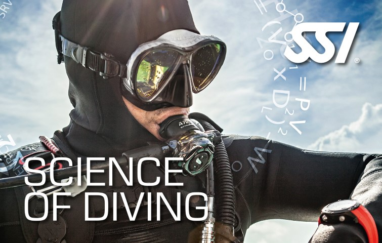 Science of Diving SSI Specialty SOD