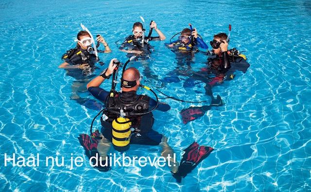 duik brevet ssi open water diver