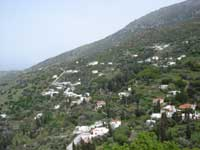 Andros villages