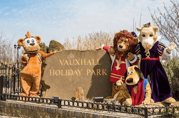 great yarmouth vauxhall holiday park