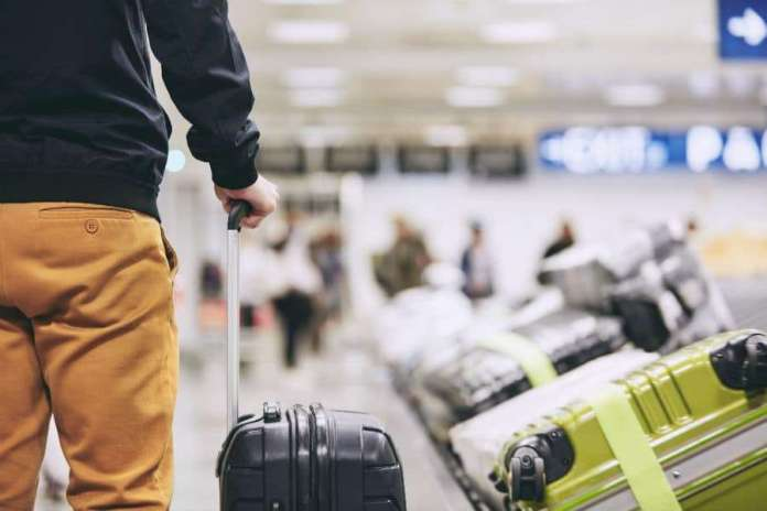 holidaymakers pack suitcase wrong