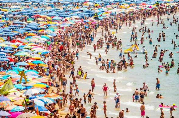 Benidorm Bars worried about rowdy brits
