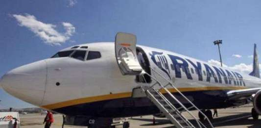 Tenerife Ryanair Flight Drunken Passengers