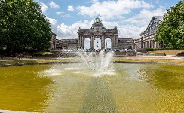 The Cinquantenaire Park