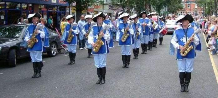 The Skegness Carnival