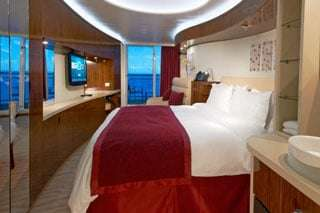 Family Mini-Suite with Balcony Norwegian Epic