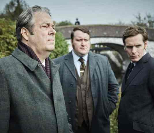 Endeavour new series