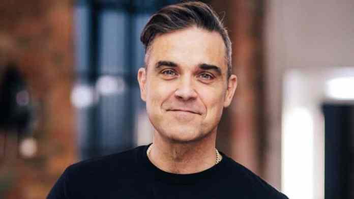 Robbie Willams manhood