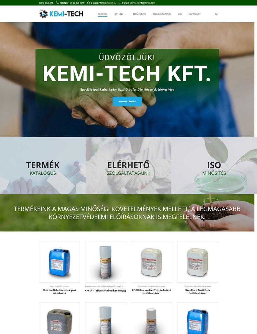 Kemi-Tech Kft.