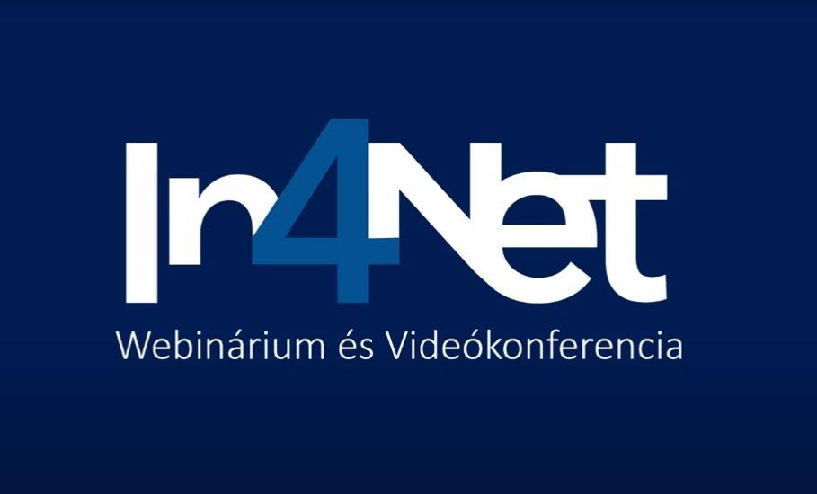 Webinárium és Videókonferencia