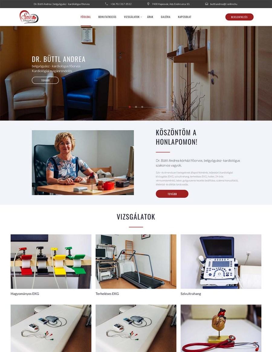 Dr. Büttl Andrea - Szívpanasz