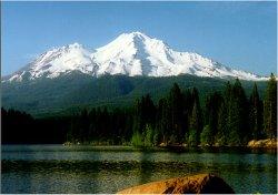1. Root chakra: Mt. Shasta, California, United States.
