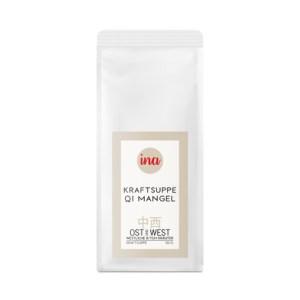 Qi Mangel Kraftsuppe
