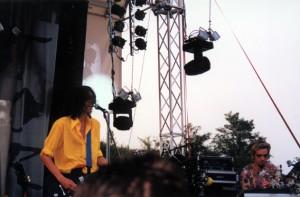 Bugo e Morgan al Festival Tora! Tora! 2003