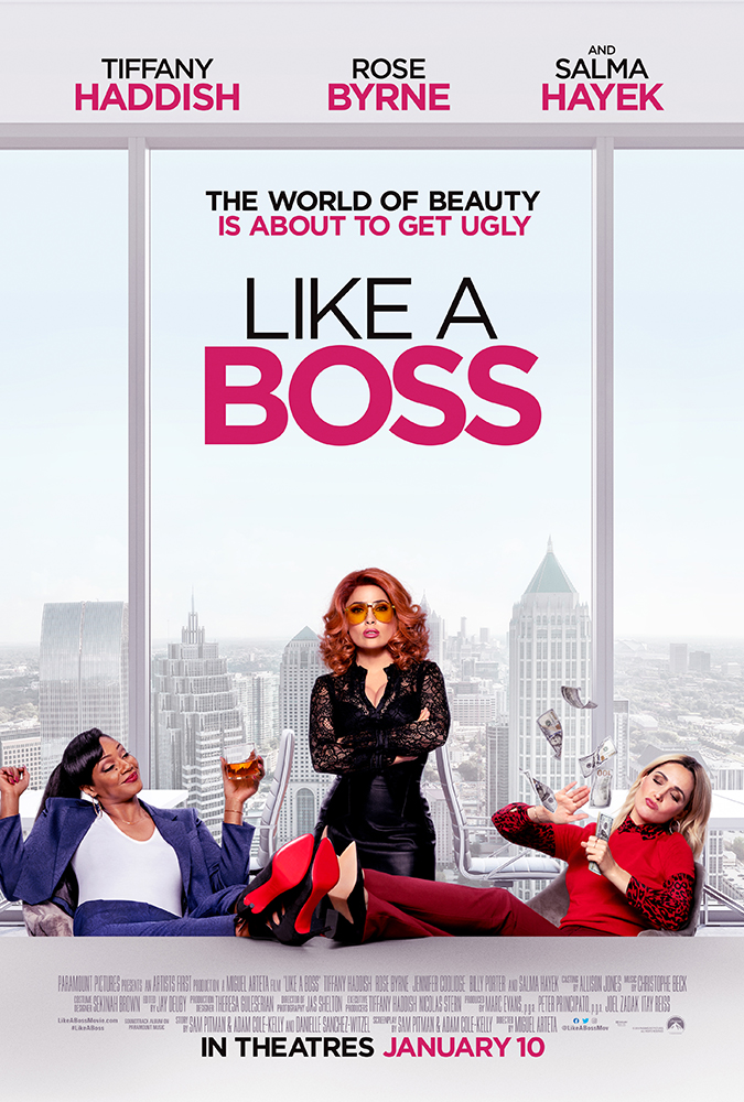 DOWNLOAD MOVIE: LIKE A BOSS