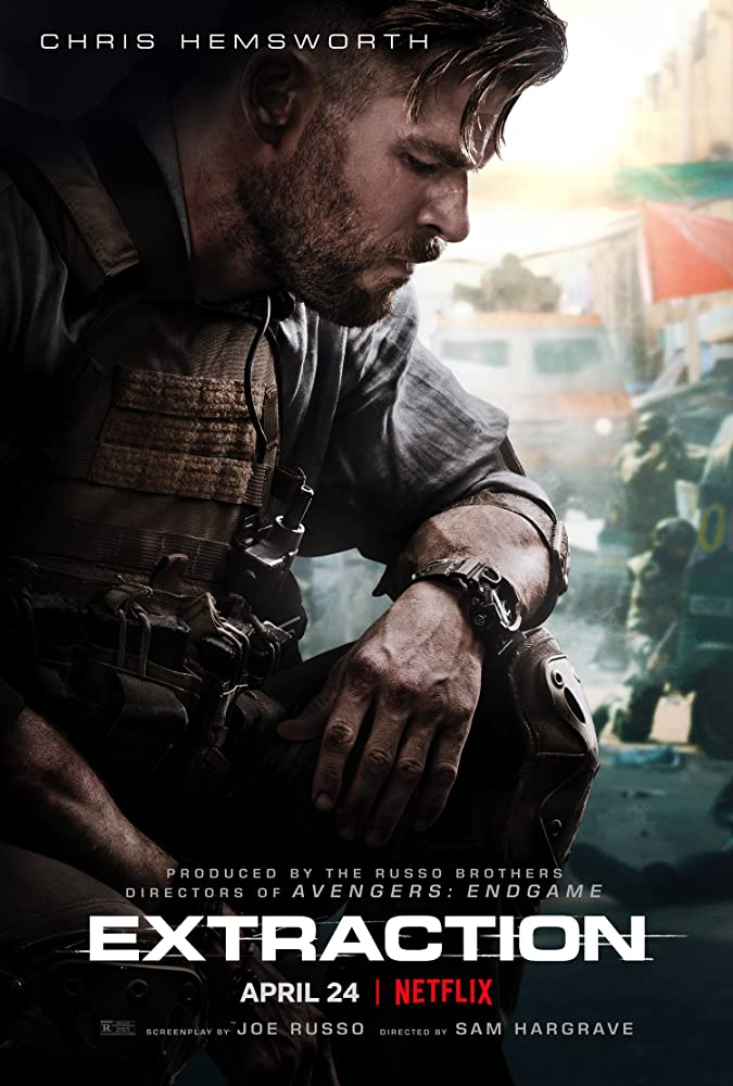 DOWNLOAD MOVIE: EXTRACTION (2020)