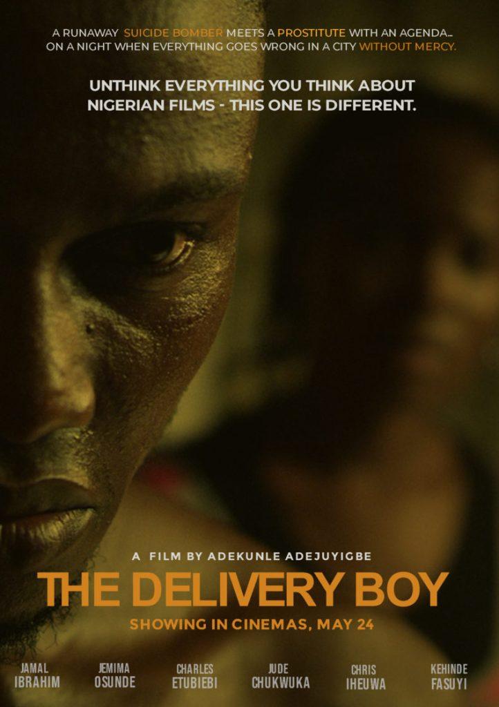 NOLLYWOOD MOVIE: DELIVERY BOY DOWNLOAD