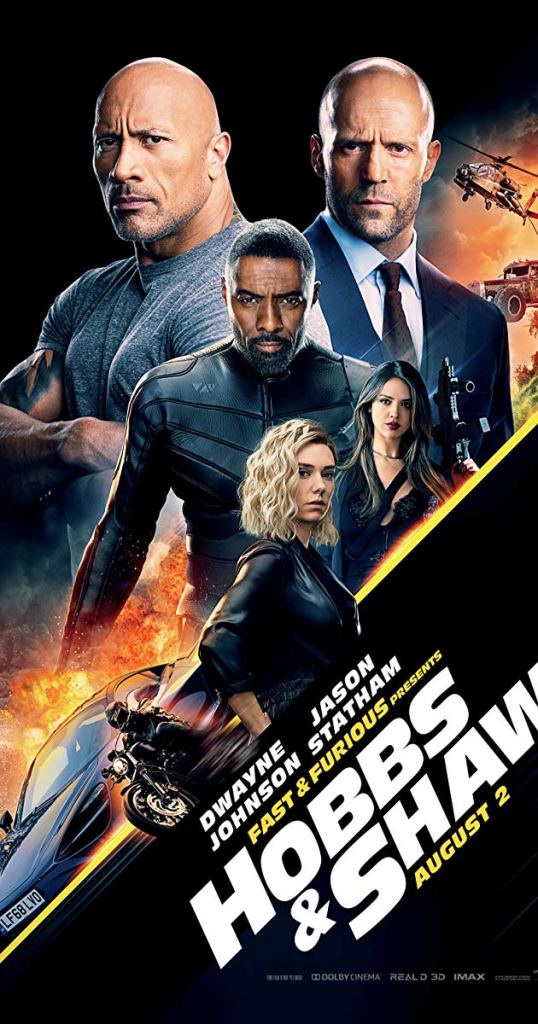 DOWNLOAD MOVIE: Fast & Furious Presents: Hobbs & Shaw (2019) – Hollywood Movie