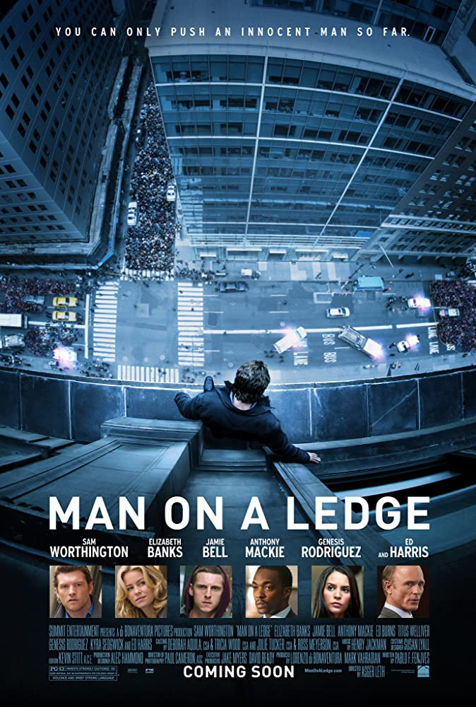 DOWNLOAD MOVIE: MAN ON A LEDGE