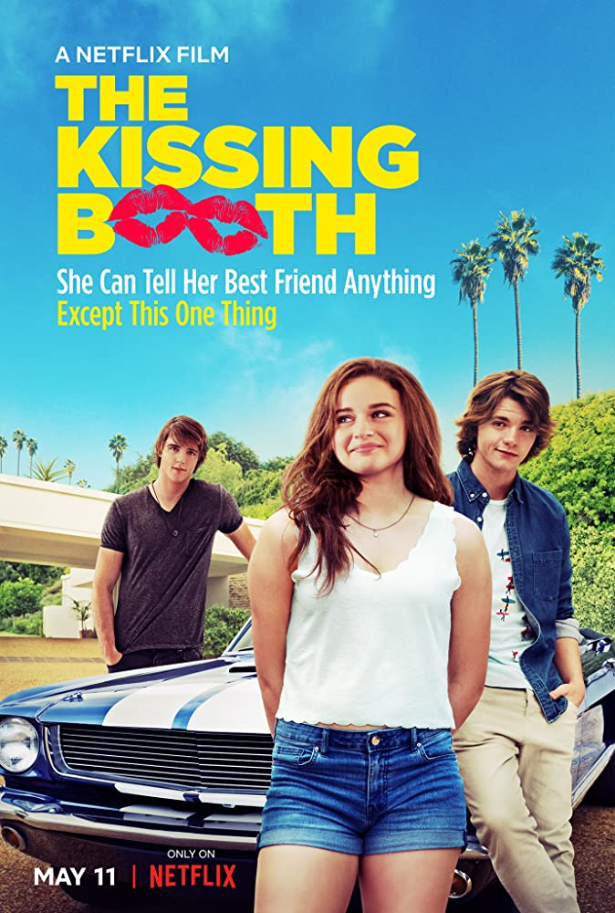 DOWNLOAD MOVIE: THE KISSING BOOTH