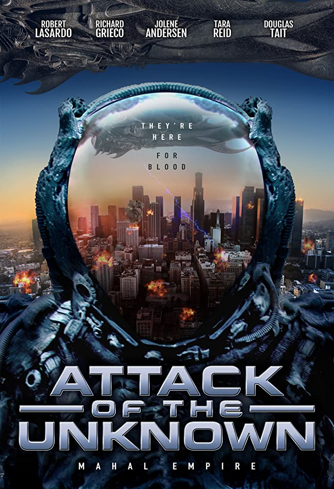 DOWNLOAD MOVIE: ATTACK OF THE UNKNOWN