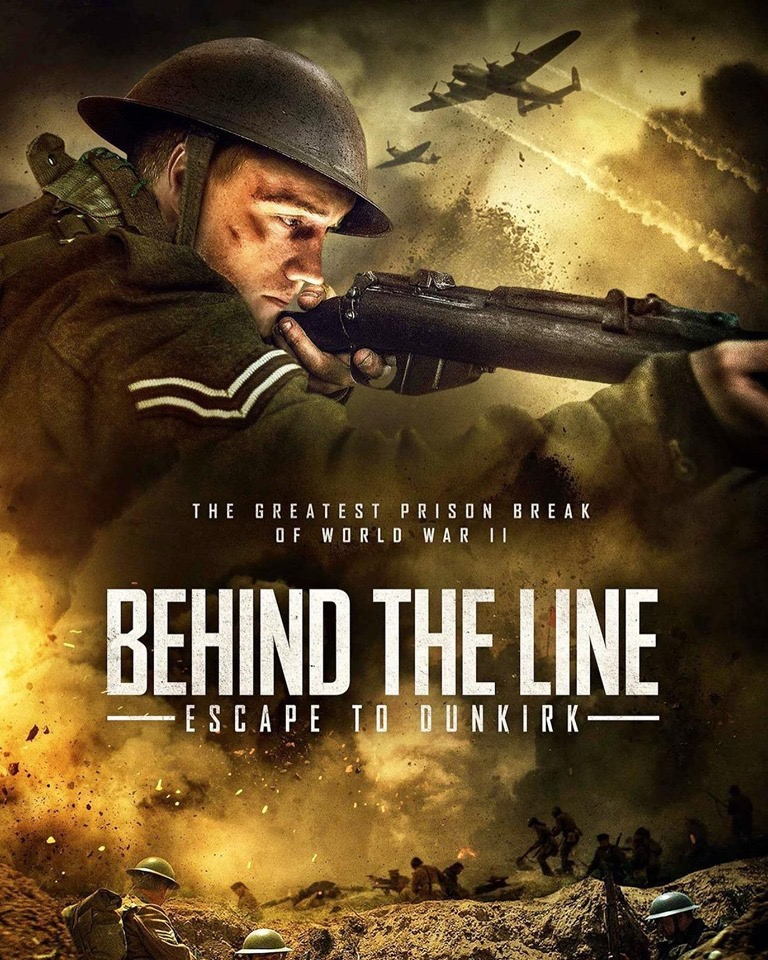 DOWNLOAD MOVIE: BEHIND THE LINE