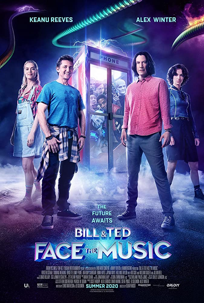 DOWNLOAD MOVIE: BILL & TED FACE THE MUSIC