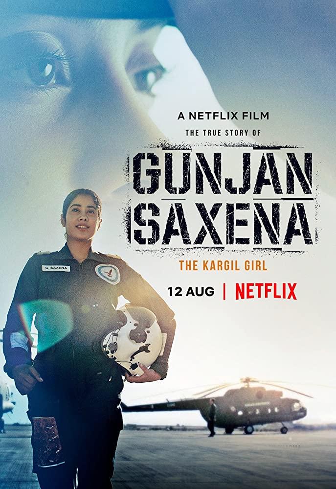 Gunjan Saxena: The Kargil Girl (2020) movie download -iNatureHub