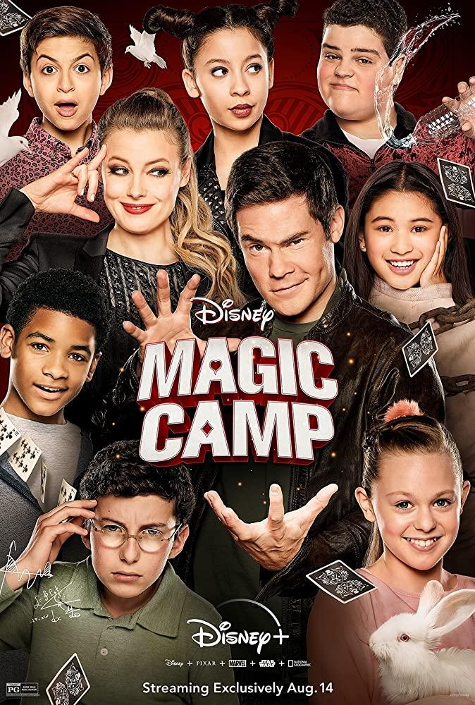 DOWNLOAD MOVIE: MAGIC CAMP