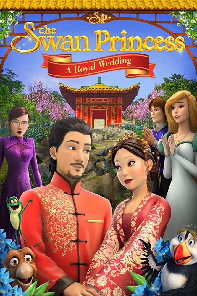 DOWNLOAD MOVIE: The Swan Princess: A Royal Wedding (2020)
