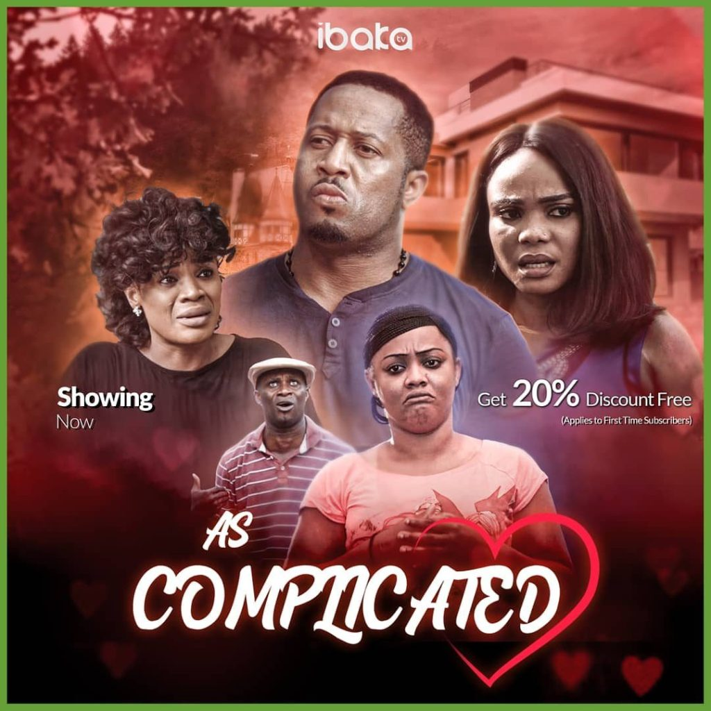 NOLLYWOOD MOVIE: As Complicated DOWNLOAD
