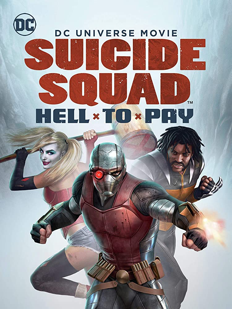 DOWNLOAD: suicide squad hell to pay - iNatureHub